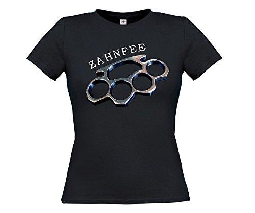 Coka-Tex -  T-shirt - Collo a U  - Donna nero S