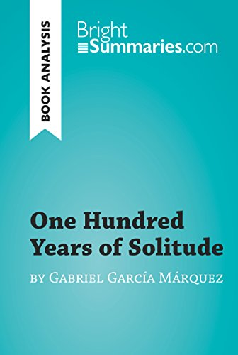 100 years of solitude essay prompts Essay on one hundred years of solitude this essay essay on one hundred years of solitude and other 64,000+ term papers, college essay examples and free essays are available now on reviewessayscom autor: review • december 27, 2010 • essay • 876 words (4 pages) • 1,050 views.