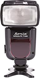 Sonia Camera Flash TT-990 RF 16 Channel with Built in Radio Trigger, Wireless Camera Flash