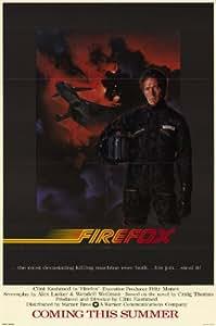 Firefox Affiche du film Poster Movie Firefox (11 x 17 In - 28cm x 44cm) Style A