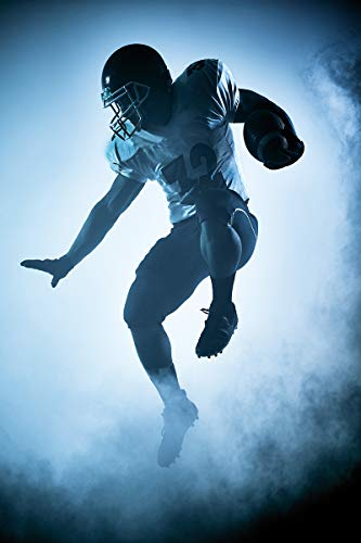 Postereck - Poster 2476 - NFL- Spieler, Football Sport USA Amerika Spiel Rugby Größe 4:3-61.0 cm x 45.5 cm - 3/4-rugby