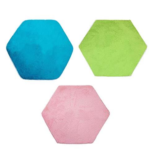 F Fityle Weiche Kinderteppich Kinderzimmer Spielmatte Spielteppich Zeltteppich Matte für...
