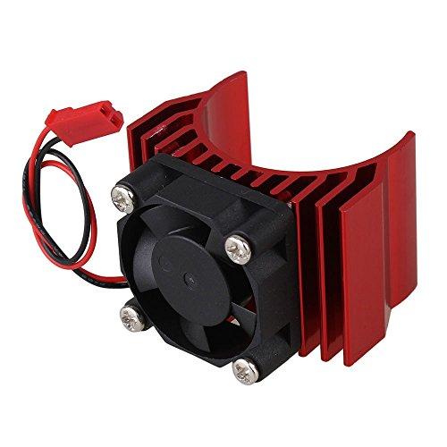 mxfans-n10095-red-aluminum-alloy-plastic-motor-heatsink-with-fan-for-rc-110-car-540-550-motor-heat-s