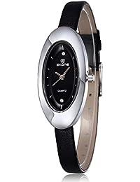 Skone nueva marca lujo deporte Casual relojes mujer silicona Rhinestone cuarzo Colorfull estudiantes Girl Dressing reloj de pulsera reloj luminoso