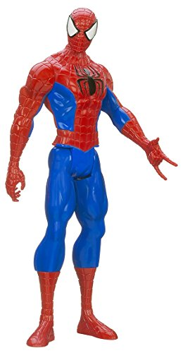 Image of Spider-Man Marvel Titan Hero Series Spider-Man Figure