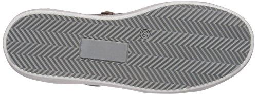 Bisgaard Shoe With Laces, Baskets Basses mixte enfant Marron - Braun (37 Taupe)