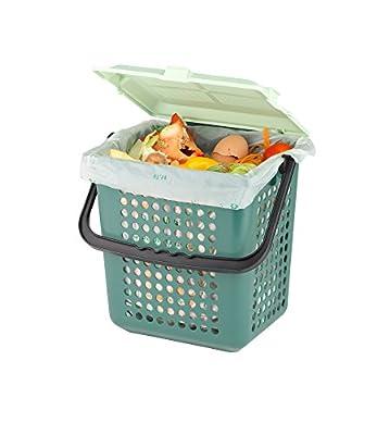 BIOMAT® Bioabfallbeutel & -säcke kompostierbar & biologisch abbaubar, verschiedene Größen (8-240 Lt.)