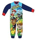 Tuta Intera Tutina Pigiama per Bambino Bambina Paw Patrol Toy Story Woody Buzz Lightyear Marvel Avengers Thomas e i Suoi Amici 2-8 Anni Completi Neonato (Paw Patrol 1, 4-5 Anni)