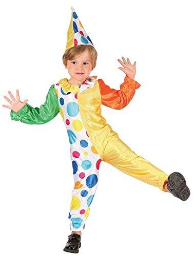 Unbekannt P 'Tit Clown 92015Kostüm Baby Luxe -