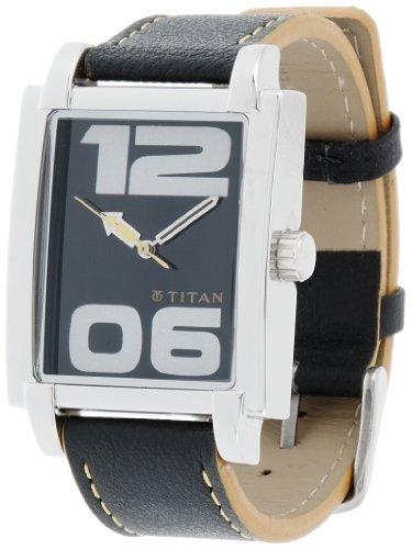 4133f9nhl5L - Titan 1593SL01 Tagged Mens watch