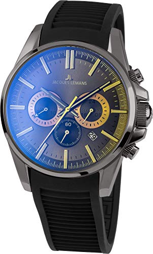 Jacques Lemans 1-Reloj de Pulsera para Hombre 1799o