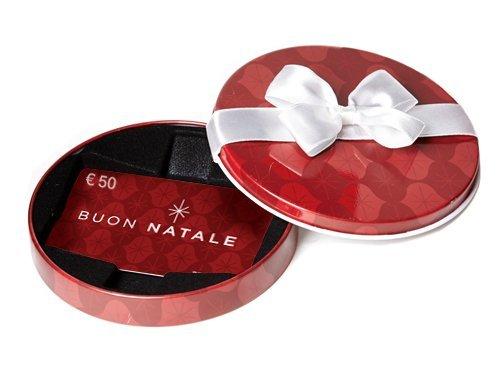 Buono regalo amazon.it - €50 (cofanetto palla di natale)