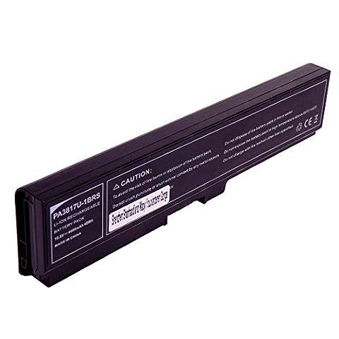 10,8V PA3817U-1BRS Akku für Toshiba Satellite A660 A665 C600 C645 C650 C655 C660 L600 L630 L655 L730 L745 L755 M640 M645 P700 P745, TOSHIBA Satellite Pro C650 L630 L640 C670 C670D L670 L770 L770D L775 PA3818U-1BRS PA3819U-1BRS PABAS228