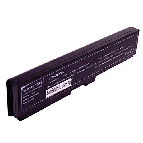 10,8V PA3817U-1BRS Akku für Toshiba Satellite A660 A665 C600 C645 C650 C655 C660 L600 L630 L655 L730 L745 L755 M640 M645 P700 P745, Pro C650 L630 L640 C670 C670D L670 L770 L770D L775