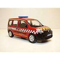 Norev® NV511395 1:43 2013 Renault Kangoo – Pompiers – Poste de Commandement,