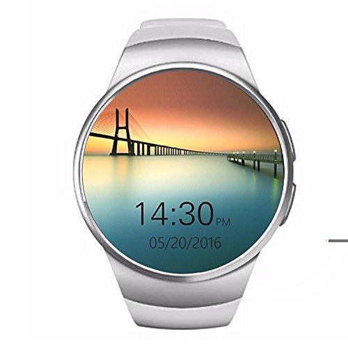 smart watch Sport Schrittzähler Fitness Tracker Pulsuhr Fitness Armbanduhr Running Smartwatch von Bluetooth 4.0 IPS Touchscreen Sitzende Erinnerung Sport Watch für Android und iOS