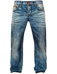"""Cipo & Baxx Herren Jeans """"C-0886"""" blue/blau"""