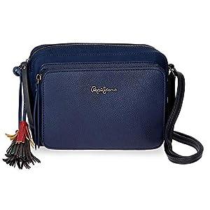 4133lwv2gaL. SS300  - Pepe Jeans ANN Bandolera, 1.61 litros, Azul