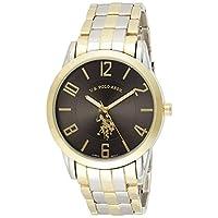U.S. Polo Assn. Classic Men's USC80061 Analog Display Analog Quartz Two Tone Watch
