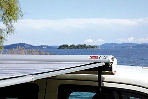 Fiamma F35 Pro 300cm 3m Caravan & Camper Van Awning Deluxe Grey/Titanium 06762D01T 6