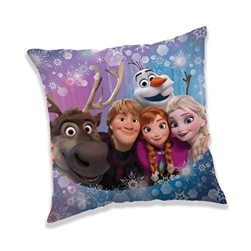 Disney Frozen die Eiskönigin Kissenbezug Größe ca. 40x40cm