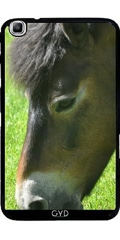 Case for Samsung Galaxy Tab3 8.0 SM-T310 - Pony - Horse by Digital-Art