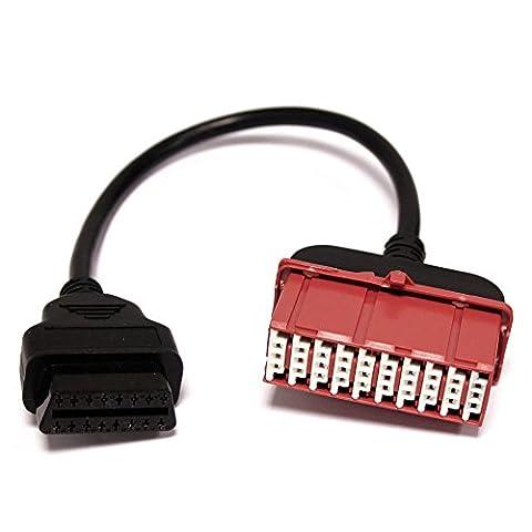 Cablematic - OBD II connecteur de l