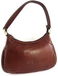 Francinel [N2480] - Sac cuir 'Vendôme' marron
