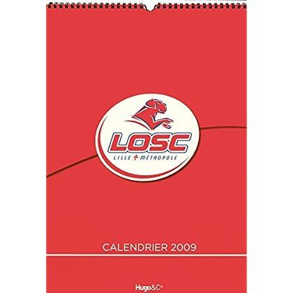CALENDRIER LOSC 2009