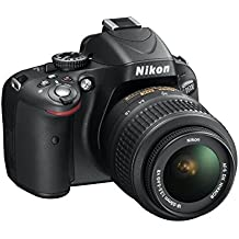 Nikon D5100 - Cámara réflex digital de 16.2 Mp (Reacondicionado)