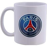 Paris Saint - Germain Taza de café (cerámica, 7,9 x 11,