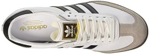 adidas Samba Og W, Sneakers Basses Femme Blanc (Ftwr White/Core Black/Gum)