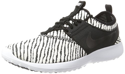 Nike Damen Wmns Juvenate Se Gymnastikschuhe Schwarz (Black-white)