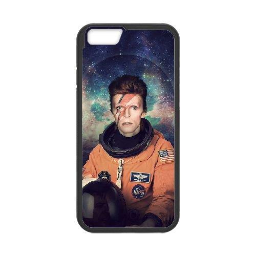 David Bowie coque iPhone 6 Plus 5.5 Inch Housse téléphone Noir de couverture de cas coque EBDXJKNBO13571