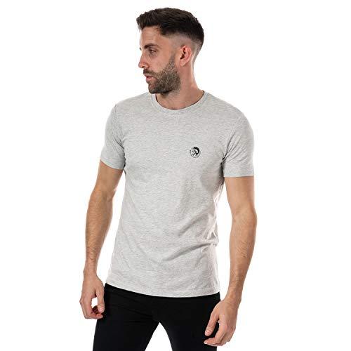 Diesel Herren T-Shirt Gr. M, grau -