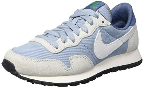 Nike Damen W Air Pegasus '83 Turnschuhe, Blu Azul (Blue Grey / Pure Platinum-Ocn Fg)
