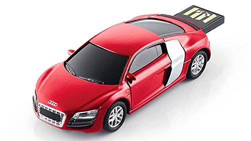 Preisvergleich Produktbild Audi R8 USB Stick 4 GB / Gigabyte Rot
