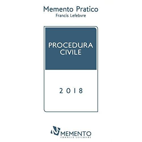 Memento Procedura Civile 2018
