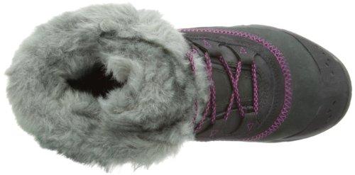 Merrell - Snowbound Drift Mid Wtpf, Stivali da neve Donna Nero (Schwarz (BLACK))