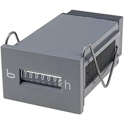 D-BZ1224 Counter electromechanical working time Range99999,99h