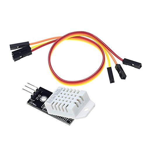 Acreny 1 Stück Digital- Temperatur Feuchtigkeitssensor AM2302 Temperatur -, Mess-sensoren