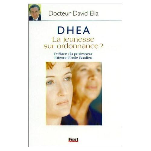 DHEA, La jeunesse sur ordonnance ?