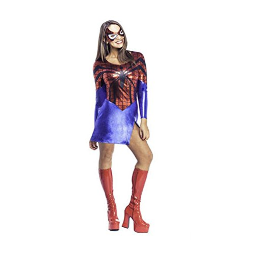 Horror-Shop Spider Girl Damen Kostüm S / 36