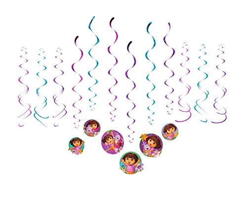 ora The Explorer Hanging Party Decorations Party Supplies by Dora the Explorer (Dora Party Supplies)