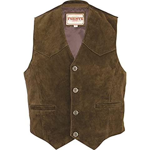 Fuente Leather Wears -  Gilet  - Uomo