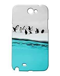Pickpattern Back Cover for Samsung Galaxy Note 2 N7100