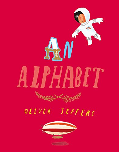 Alphabet por Oliver Jeffers