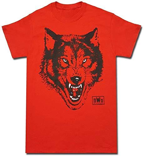 Fashion Men's Cotton T-Shirt NWO New World Order Wolfpac Logo Men's Casual T-Shirt - Nwo-t-shirt