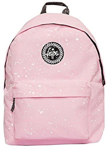 Hype Uomo Zaino Logo Speckle, Blu Baby Pink White Speckle