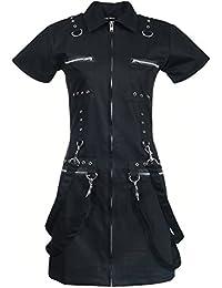 Dead Threads Damen Kleid schwarz schwarz